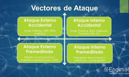 Procedència dels ciberatacs a Sistemes d'Automatització i Control Industrial (IACS)